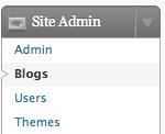 Changing WordPress Mu from Subdomains to Subdirectories