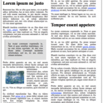 Dynamic Multi-Page Multi-Column Newsletter Layout with Columnizer
